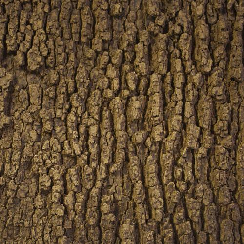 Flexbark- Oak Bark Sample -SMPOAK1- Fauxstonesheets