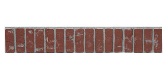 Used Brick Soldier Brick T1635 -T1635- Fauxstonesheets