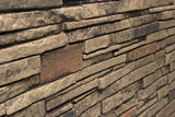 "Virginia Stacked DP2860 16"" x 36"" Full Column Wrap (4 pieces) -DP2860- Fauxstonesheets"