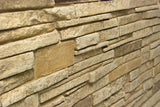"Virginia Stacked Stone Pilaster 12"" DP2779 -UL2621- Fauxstonesheets"