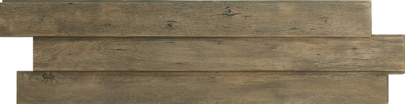 Weathered Wood Lap Siding 2x8' DP2414 -DP2414- Fauxstonesheets