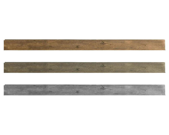 Weathered Wood Trim T1604 -T1604- Fauxstonesheets