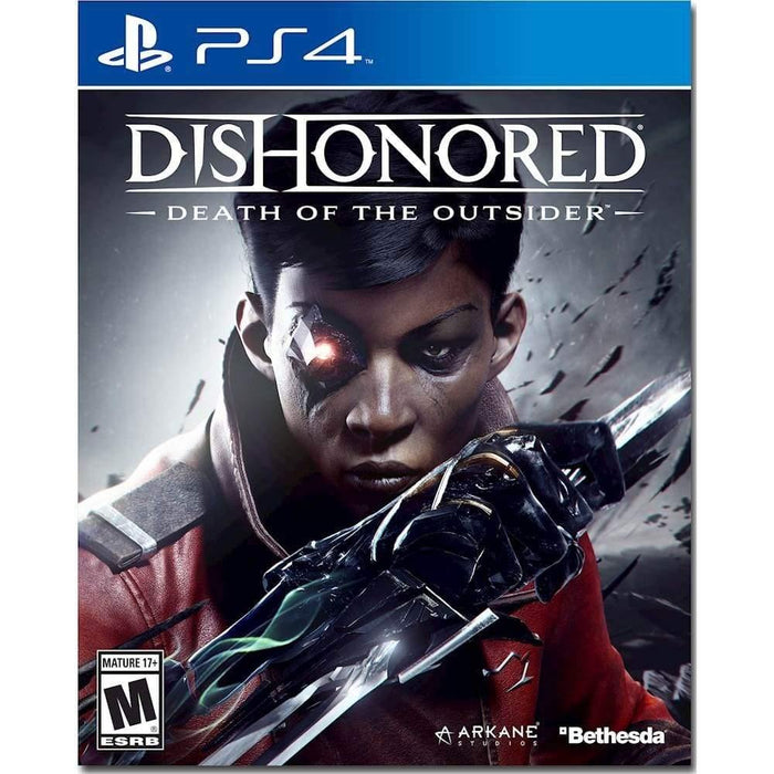 Juego PS4 Dishonored Death of the Outsider - iMports 77