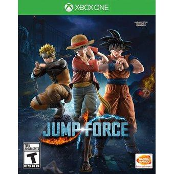 Juego Xbox One - Jump Force