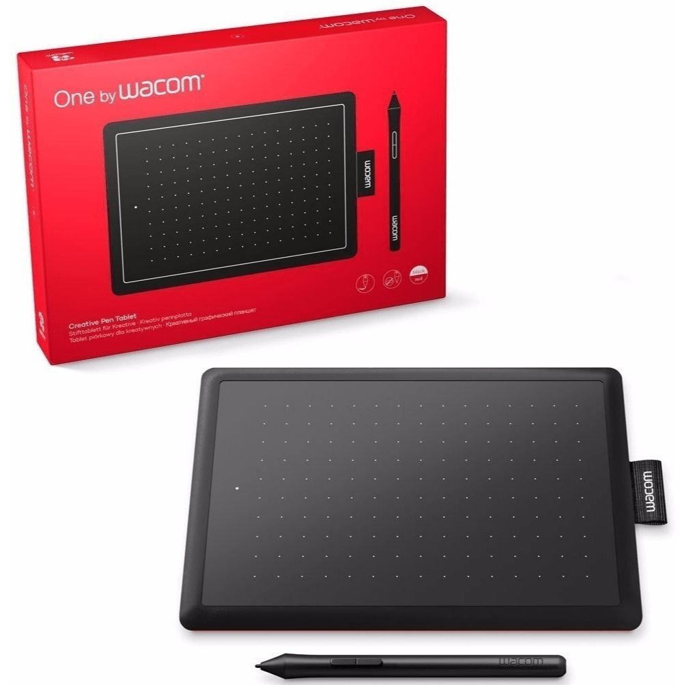 Tablet Digitalizadora Wacom One
