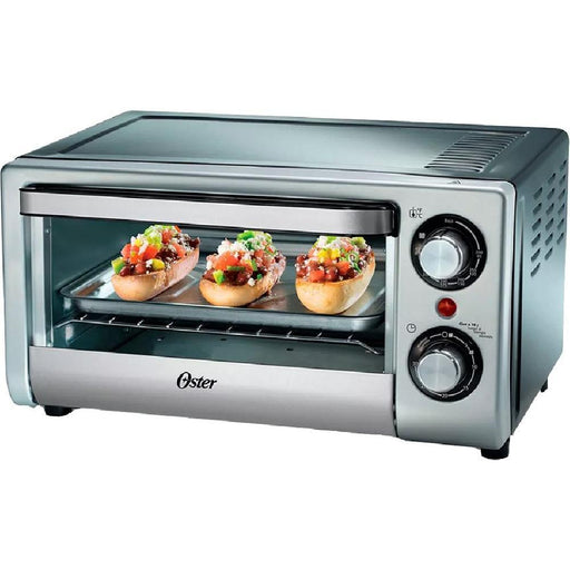 Horno Eléctrico Oster 4 rebanadas / 10L  TSSTTV10LTB - iMports 77