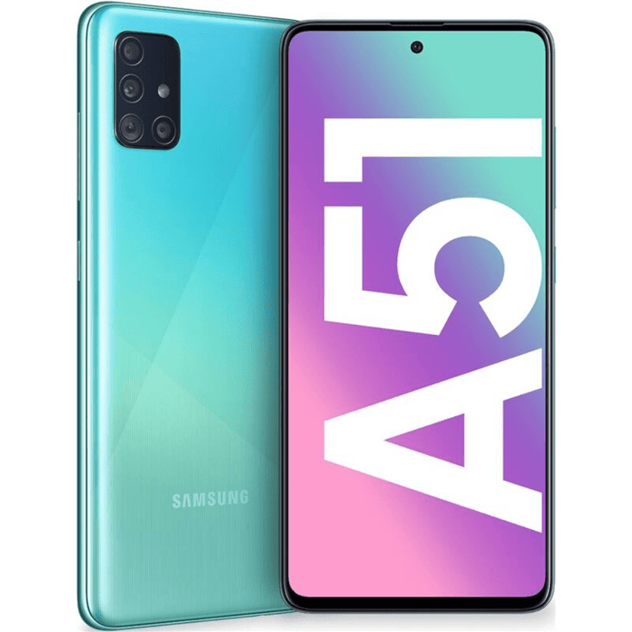 Samsung A51 4+128GB - Azul  (Prism Crush Blue) - iMports 77