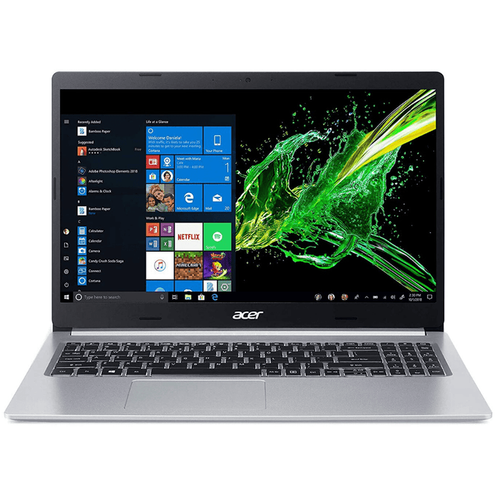 Laptop Acer Aspire 5 A515-54-30BQ (Pure Silver)