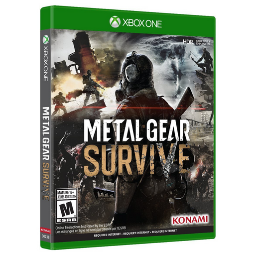 Juego Xbox One Metal Gear Survive - iMports 77