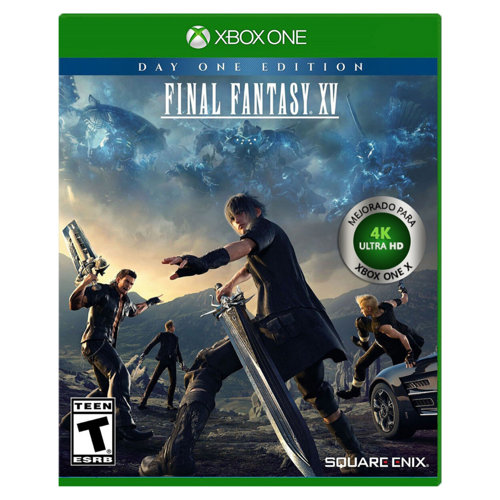 Juego Xbox One Final Fantasy XV