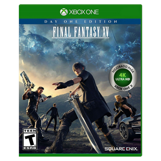 Juego Xbox One Final Fantasy XV - iMports 77