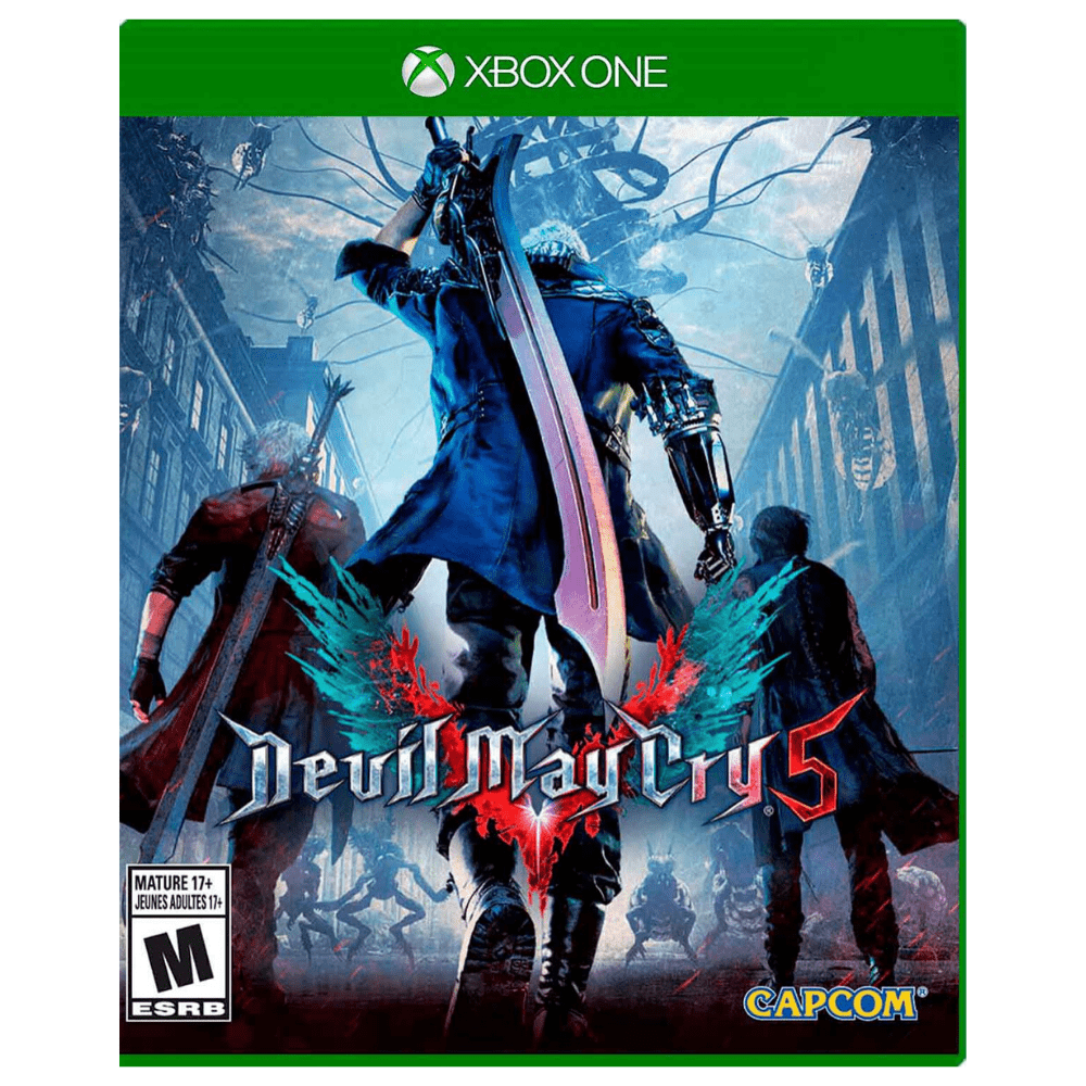 Juego Xbox one - Devil May Cry 5