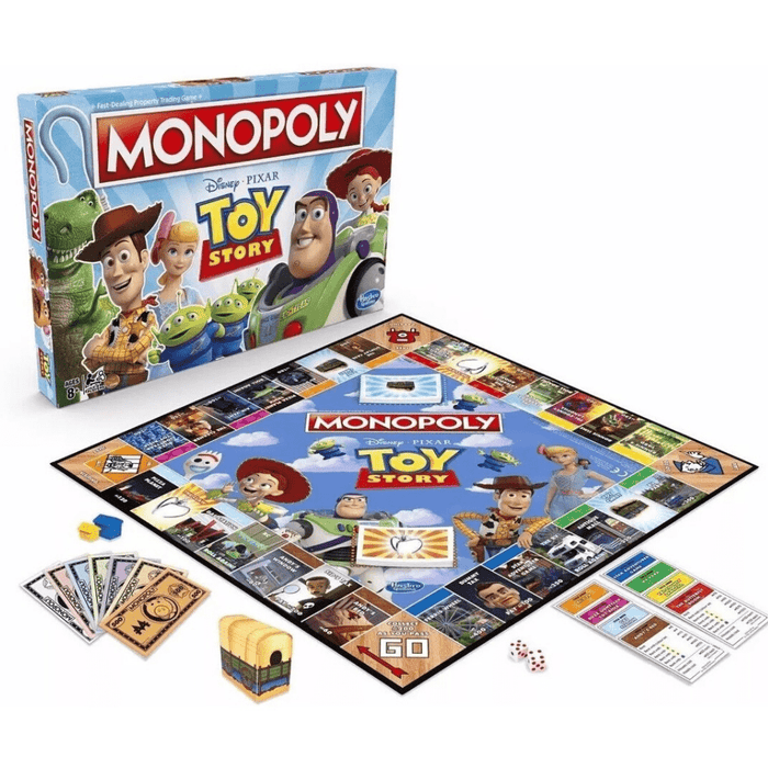 Juego de Mesa Monopoly - Toy Story - iMports 77