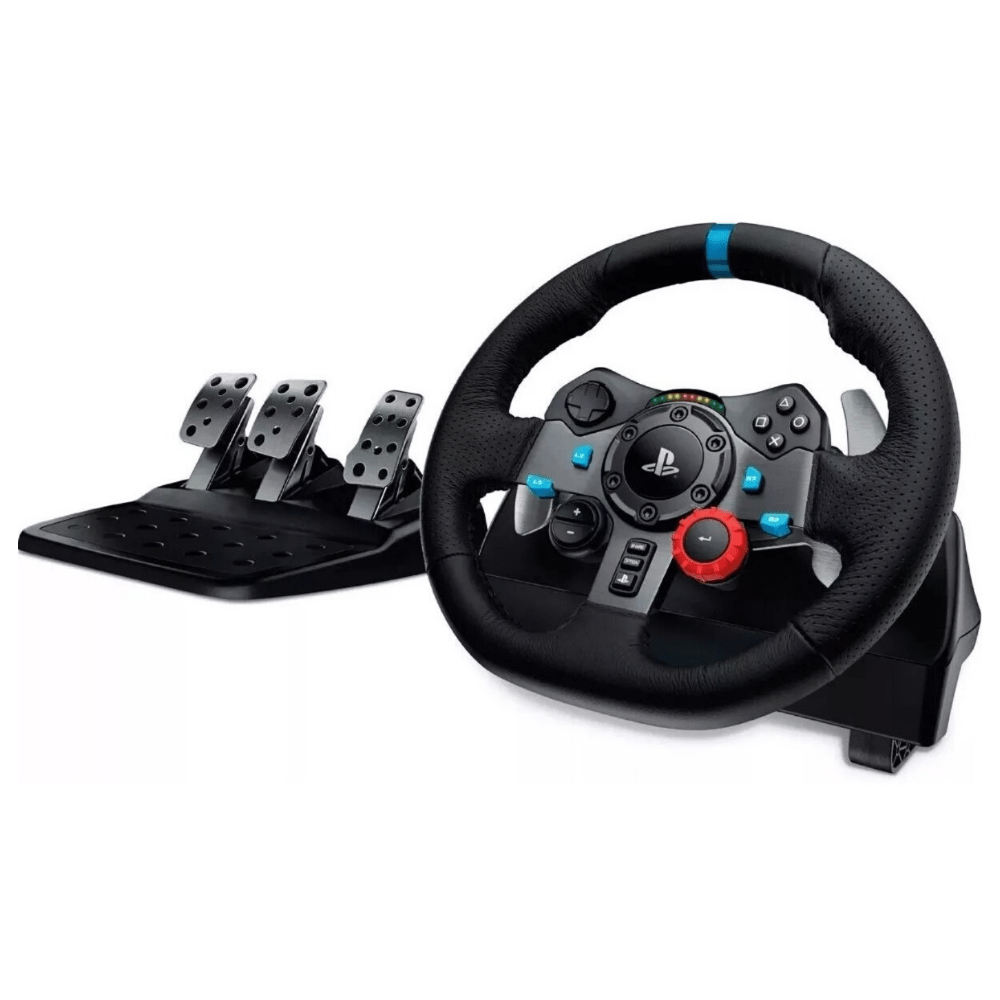Volante Logitech G29 PS4 / PC Driving Force