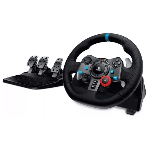 Volante Logitech G29 PS4 / PC Driving Force - iMports 77