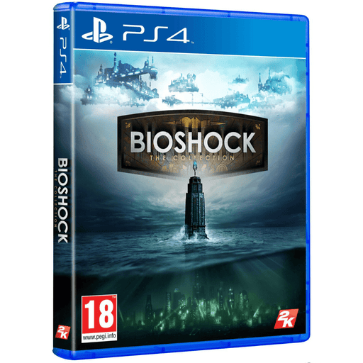 Videojuego PS4 Bioshock The collection
