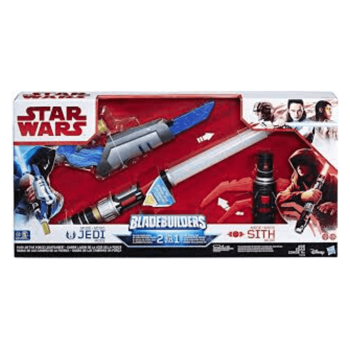 Juguete Hasbro Star Wars Lightsaber Path of the force - BladeBuilders - iMports 77