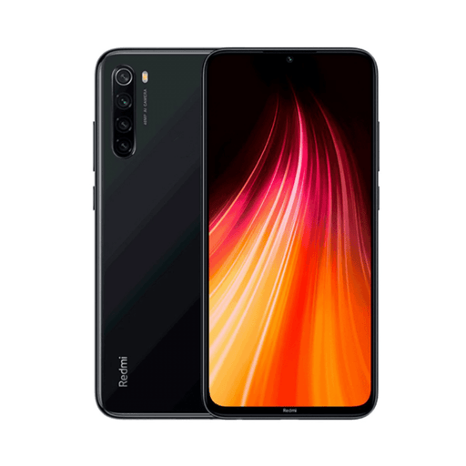Xiaomi Redmi Note8 4+ 64gb - Space Black (Negro)