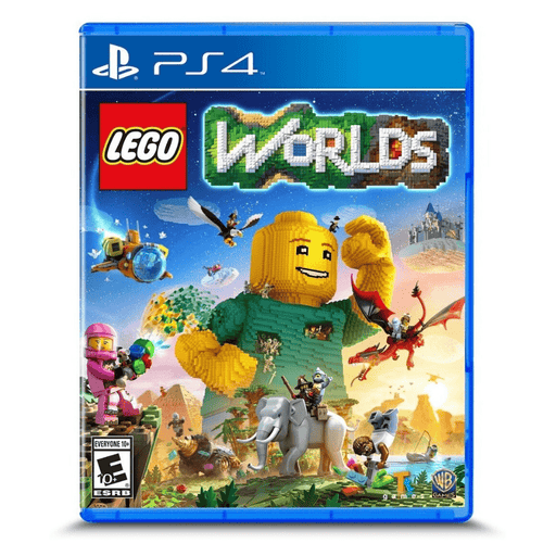 Juego PS4 - Lego Worlds - iMports 77