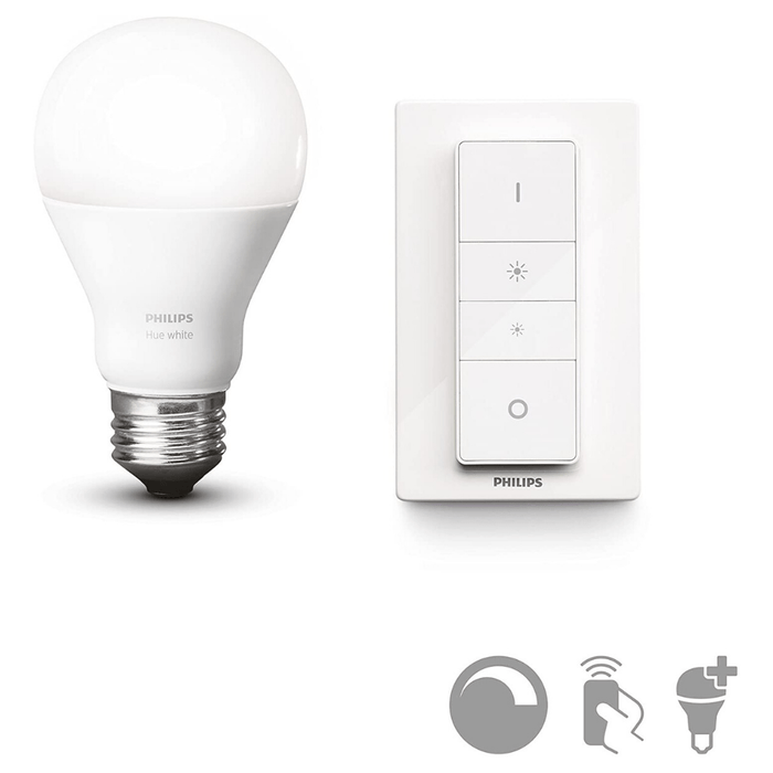 Foco Philips Hue Wireless Dimming (1 foco + Dimmer)