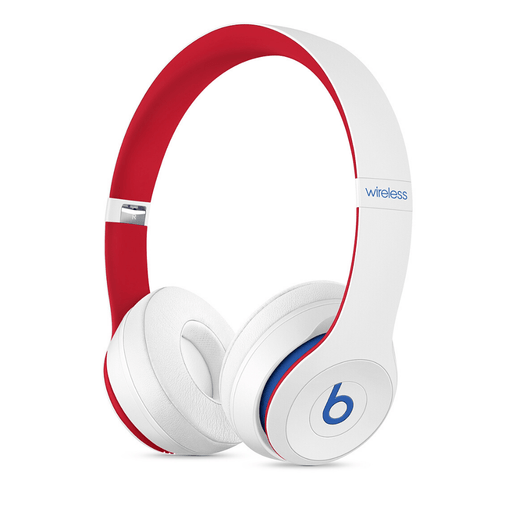 Audífonos inalámbricos Beats Solo3 Wireless Club Collection - Blanco - iMports 77