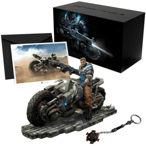 Figura de colección Gears of War 4 JD FENIX by Triforce Microsoft - iMports 77