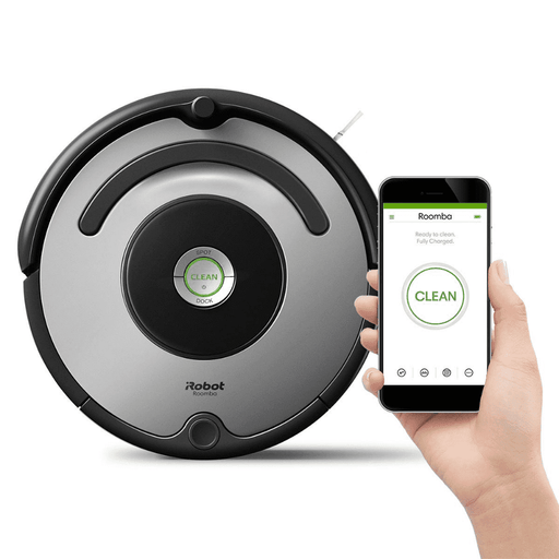 Aspiradora Smart iRobot Roomba 677