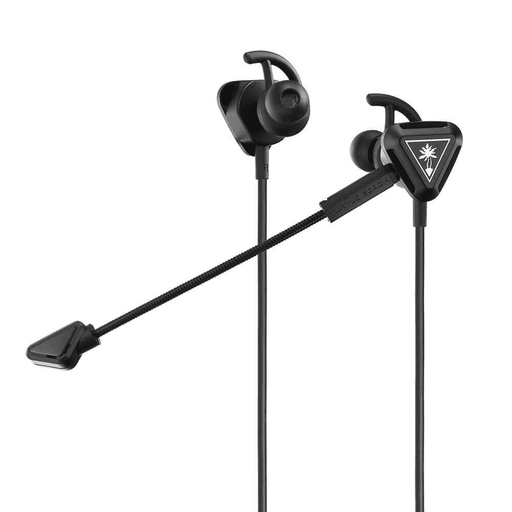 Audífonos alámbricos Turtle Beach Battle Buds in Ear -Negro