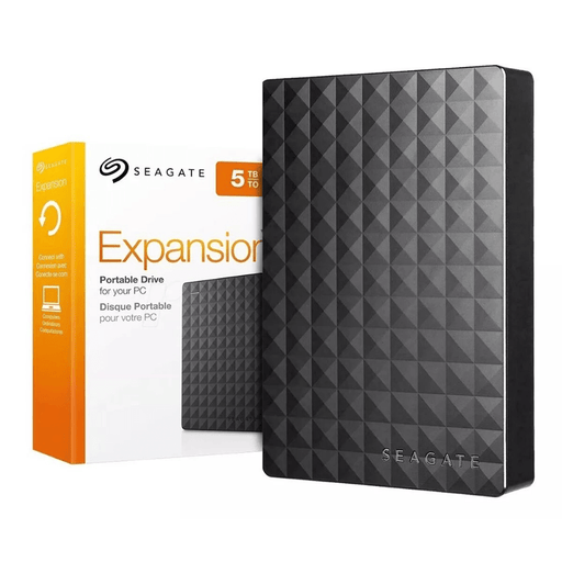 Disco Duro Seagate Expansion 5TB