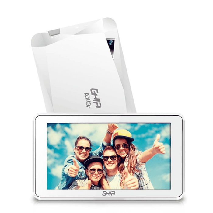 Tablet Ghia Axis 7 8GB- Blanco - iMports 77
