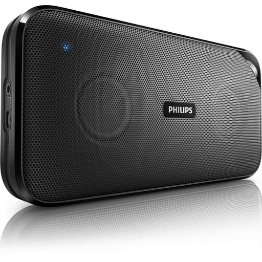 Bocina Inalambrica Philips BT3500B - Negro