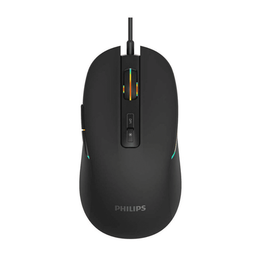 Mouse Alámbrico Gaming Philips Momentum G414/SPK9414 - iMports 77