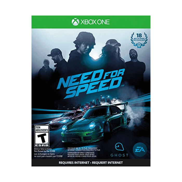 Juego Xbox One Need for Speed