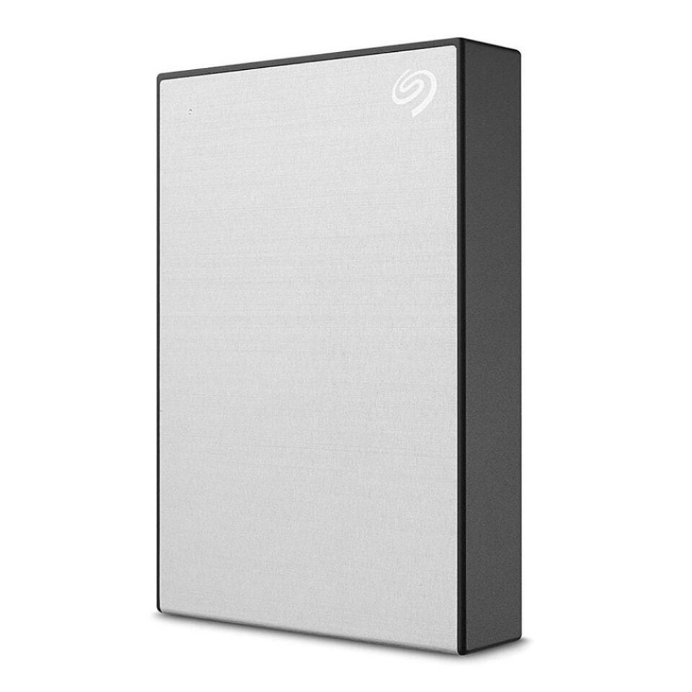 Disco Duro Portátil 4TB Seagate Back up Portable - Plata (silver)