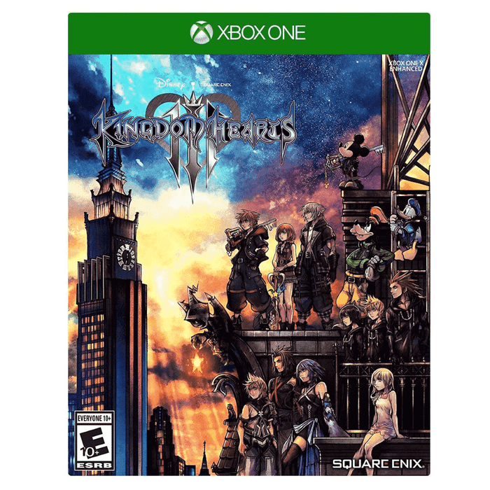 Juego Xbox One - Kingdom Hearts III