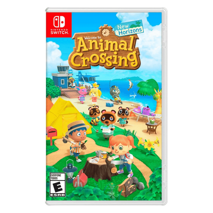 VideoJuego Nintendo Switch - Animal Crossing