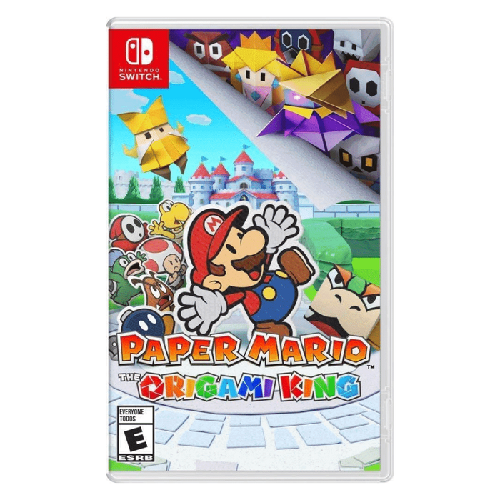 Juego Nintendo Switch - Paper Mario Origami King