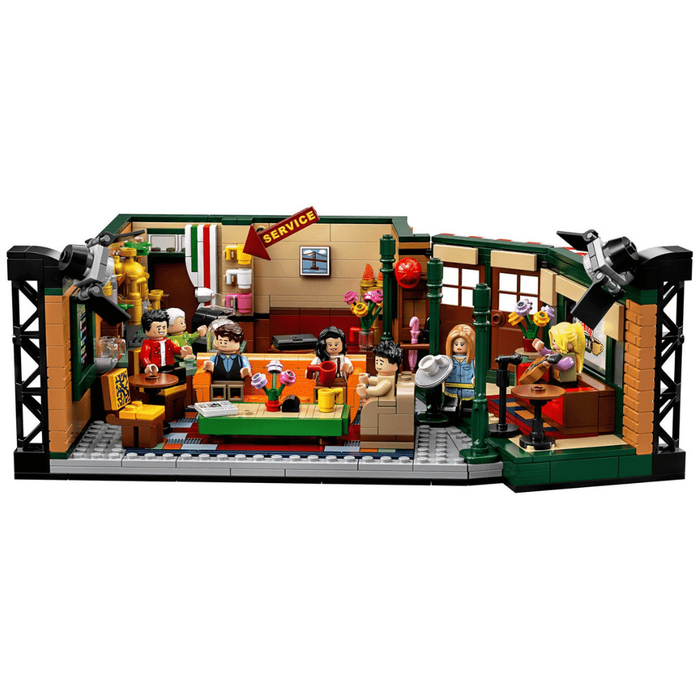 Set Lego Friends Central Perk 21319 1070 piezas - iMports 77