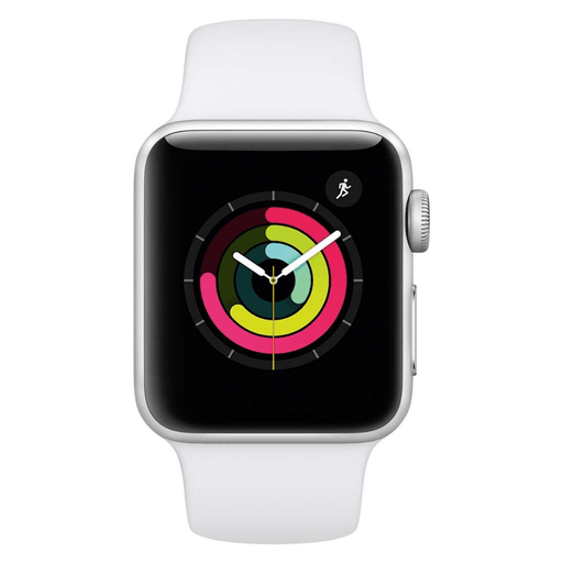 Apple Watch Series 3 42mm GPS - Silver - iMports 77