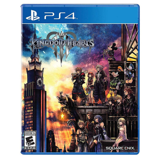 Juego Ps4 - Kingdom Hearts III