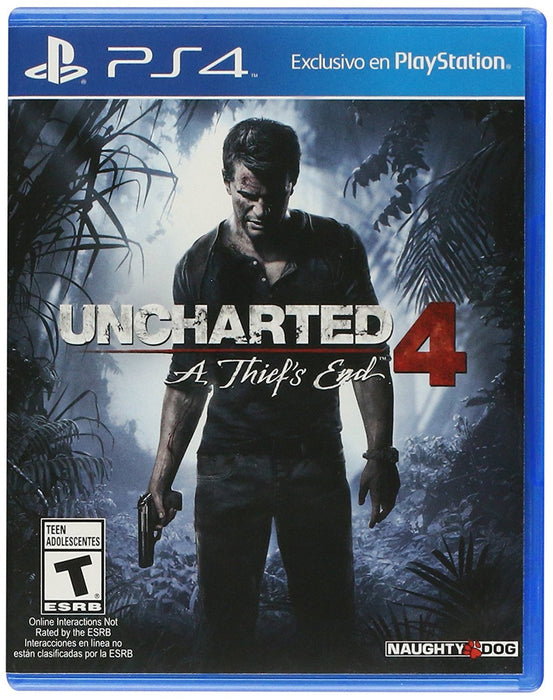 Uncharted 4 ( A thief`s End) - iMports 77