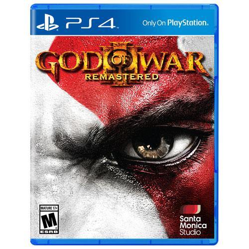 Videojuego PS4 God of War III - Remastered