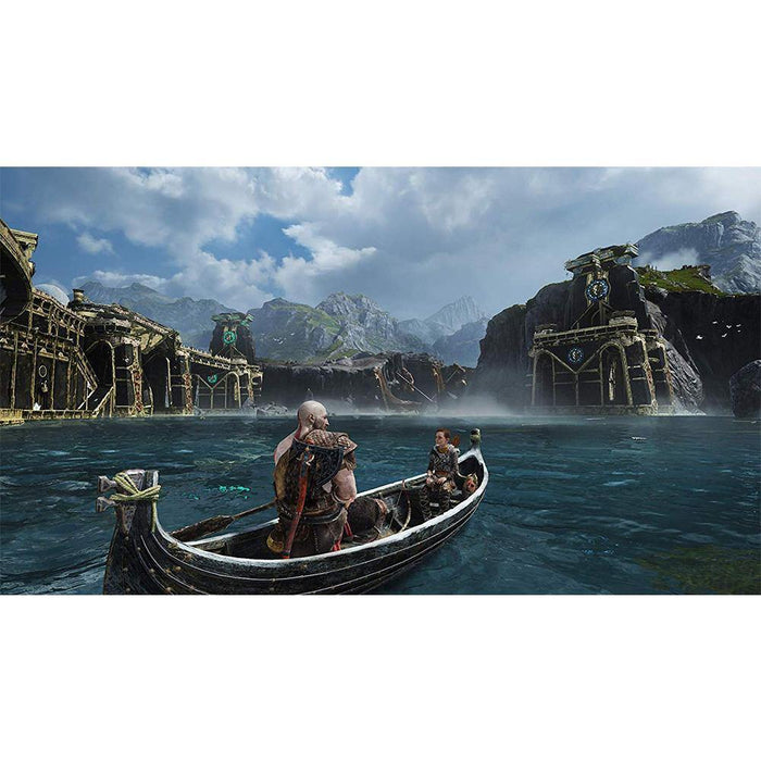 Juego PS4 - God of War