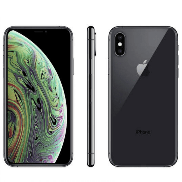 Apple iPhone XS 64BG- Space Grey - iMports 77