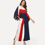 Tricolour Two piece