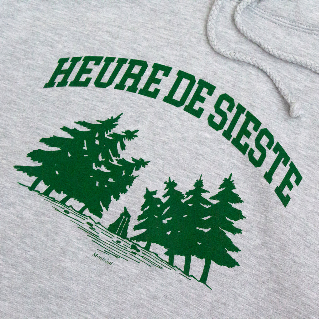 Forest Hoodie - Heather Grey
