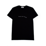 Sleepy Logo Tee - Black