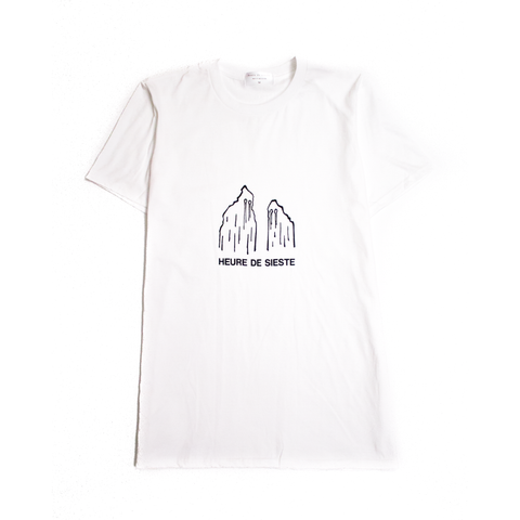 Ghost Tee - White