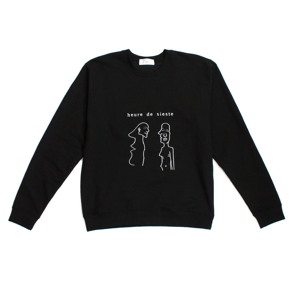 Amis Sweater - Black