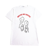 The Lovers Tee - White